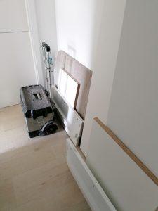 Montaje de dormitorio juvenil